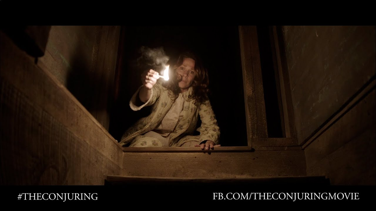 The Conjuring - Official Teaser Trailer [HD]