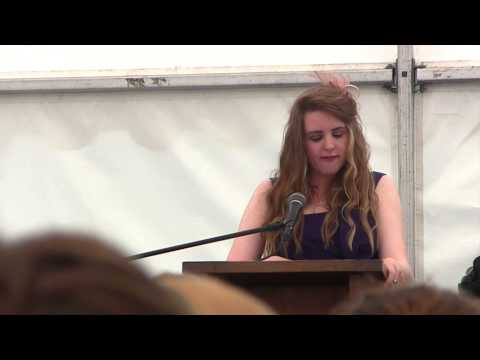 Adcote School's Head Girl's Speech 2014