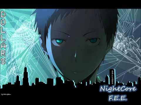 Nightcore - Wonderman