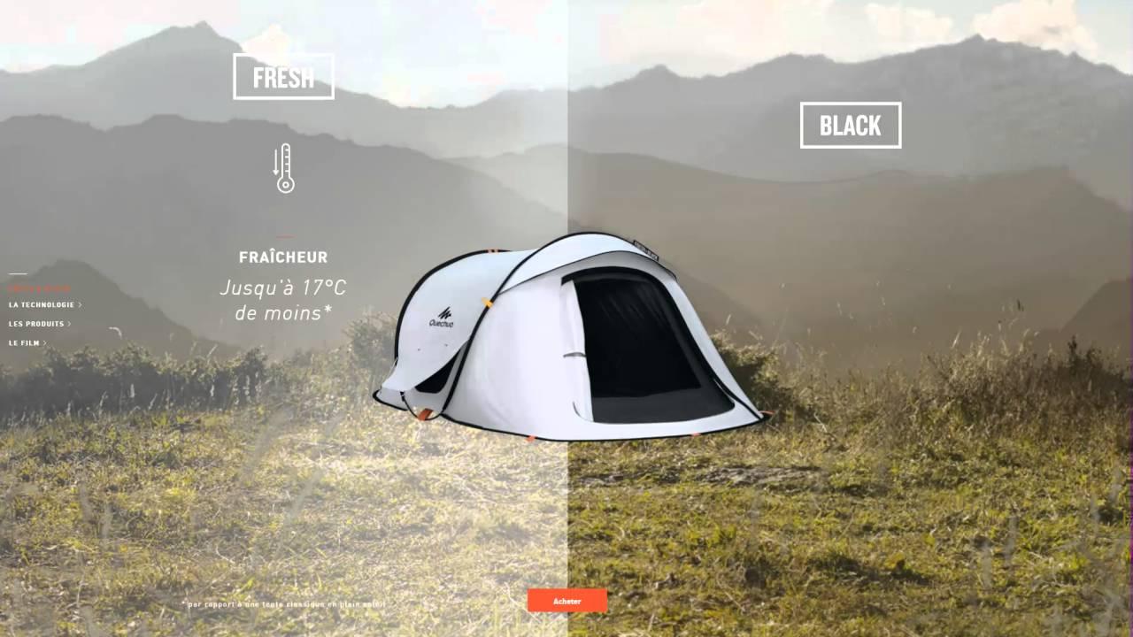 Quechua Fresh And Black Kaufen