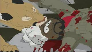 South Park: Chef's Death (Full Scene)