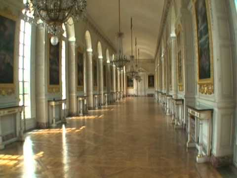 Le Grand Trianon at Versailles, France.wmv