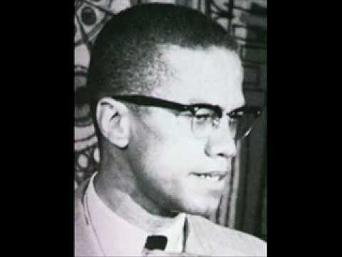 Malcolm X - You Can't Hate the Roots Of A Tree