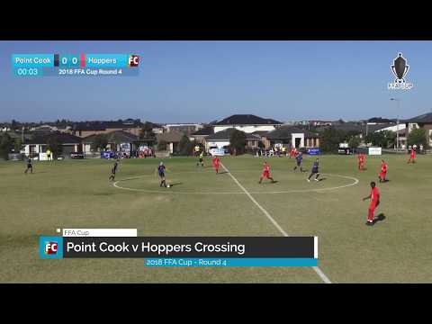 2018 FFA Cup Rd 4 - Point Cook v Hoppers Crossing