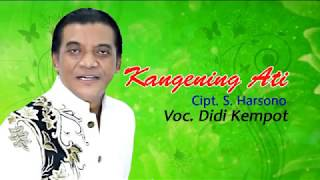 DIDI KEMPOT - KANGENING ATI (OFFICIAL VIDEO)
