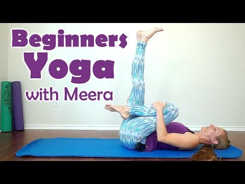 Yoga for Complete Beginners with Meera Hoffman,
