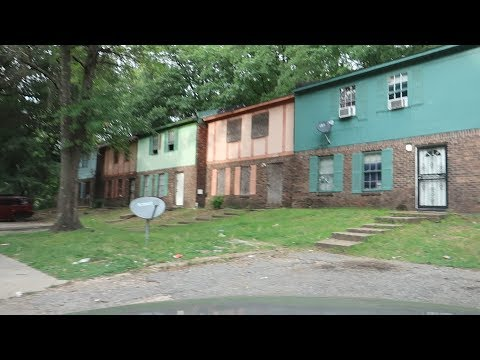 HOODS OF NORTH & SOUTH MEMPHIS, TENNESSEE