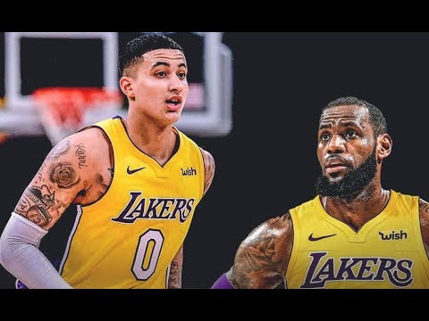 LAKERS SHOULD TRADE BRANDON IMGRAM TO ALLOW KYLE KUZMA TO BE THE MAN WITH LEBRON!