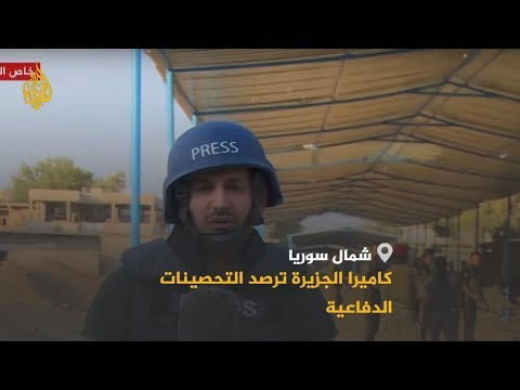 كاميرا الجزيرة ترصد الأساليب القتالية لقوات سوريا الديمقراطية برأس العين  - نشر قبل 43 دقيقة