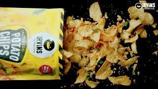 Irvins Salted Egg 45sec (4K UltraHD)