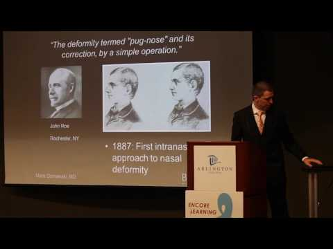 History of Plastic Surgery