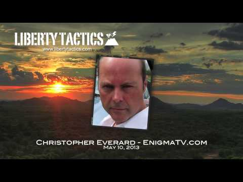 Liberty Tactics: Christopher Everard - The Occult, Vatican, Crowley, John Lennon & Global Awakening