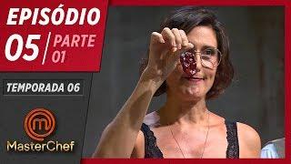 MASTERCHEF BRASIL (21/04/2019) | PARTE 1 | EP 05 | TEMP 06