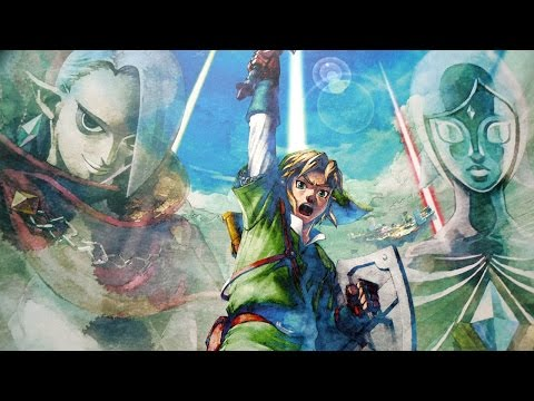 The Legend of Zelda: Skyward Sword - #18 Misiones secundarias