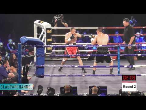 Epic Fight - Jonathan Taylor vs Jordan Tai - Super Middleweight Title @ Big Bash 6
