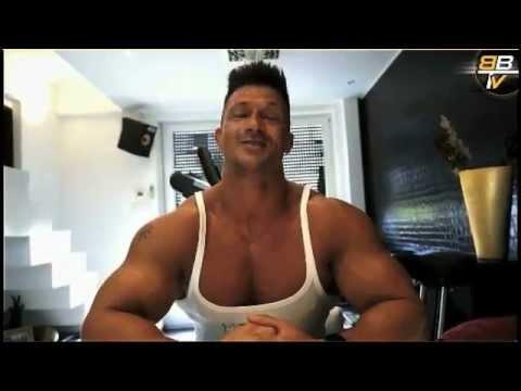 Hungarian Bodybuilder Csuhai Janos - Interview - YouTube