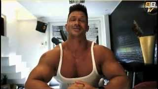 Hungarian Bodybuilder Csuhai Janos - Interview
