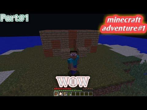 Video pertama~Seris pertama~:::)SURVIVAL ADVENTURE#1