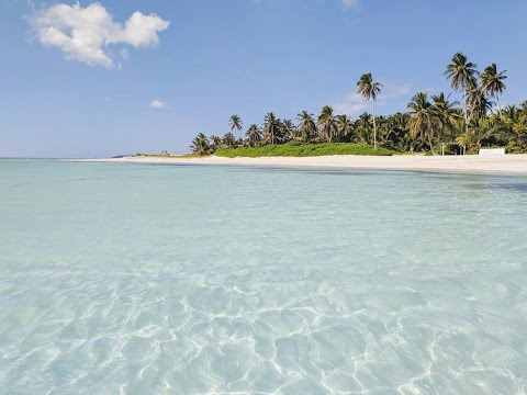 Punta Cana Beaches Dominican Republic Feb 2017 Gopro Hero5 Black 4k
