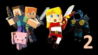Roblox vs Minecraft Vs KoGaMa 2