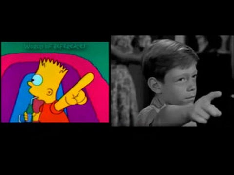 The Simpsons and Twilight Zone