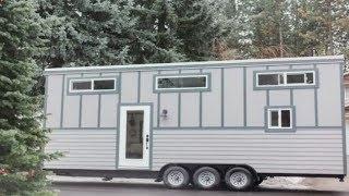 Tiny House Made With Sips Available For Sale In Spokane, Washington