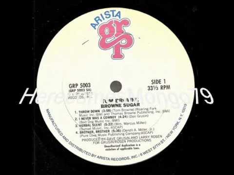 Jazz Funk - Tom Browne - Herbal Scent