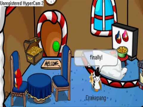 Club Penguin Comedy Series Season 1 Episode 1