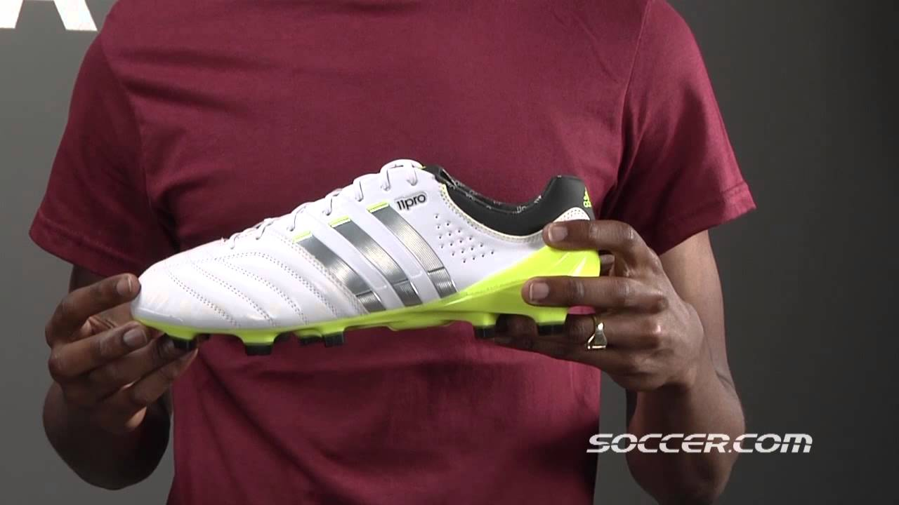 adidas 11 pro fg white
