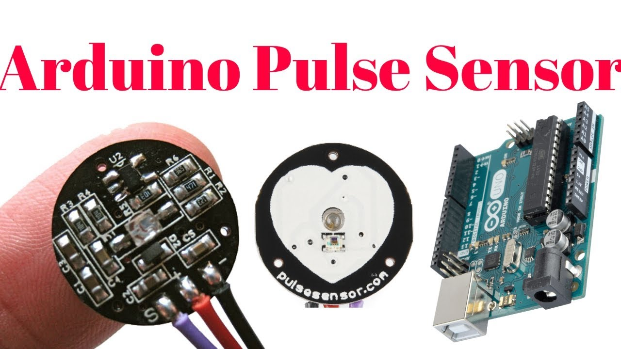 Pulse Sensor interfacing with Arduino
