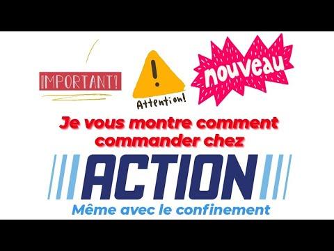 Download Petit tour à @Action France je vous montre comment commander avec le click and collect