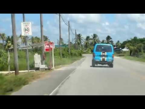 Guyana 2012. The trip Georgetown to Berbice