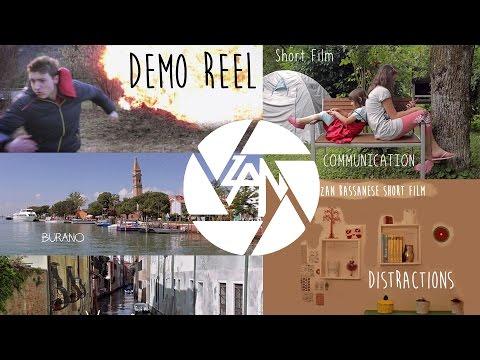 Demo Reel - Zan Bassanese Filmmaker