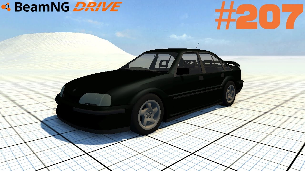 let 39 s play beamng drive 207 lotus carlton twin turbo. Black Bedroom Furniture Sets. Home Design Ideas