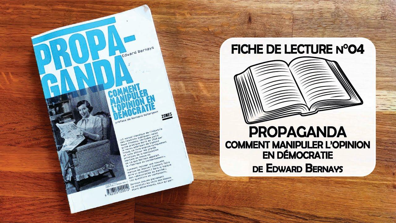 Download #FdL 04 – Propaganda, comment manipuler l'opinion en démocratie ? – Edward Bernays
