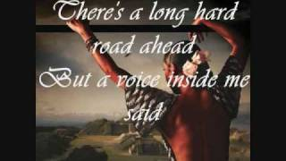 SADE - LONG HARD ROAD + LYRICS ON SCREEN - ALBUM SOLDIER OF LOVE 2010