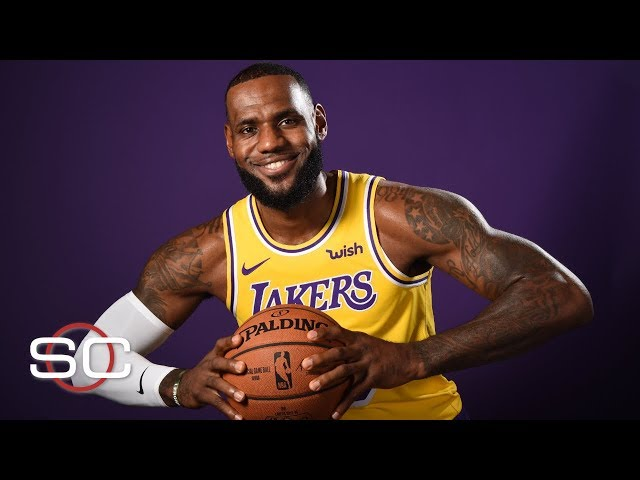 Stephen A. reacts to LeBron James joining Lakers & describes impact on Kawhi   SportsCenter   ESPN