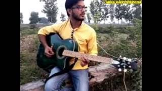 Tum Hi Ho Guitar Video  ABDUL RAFEY