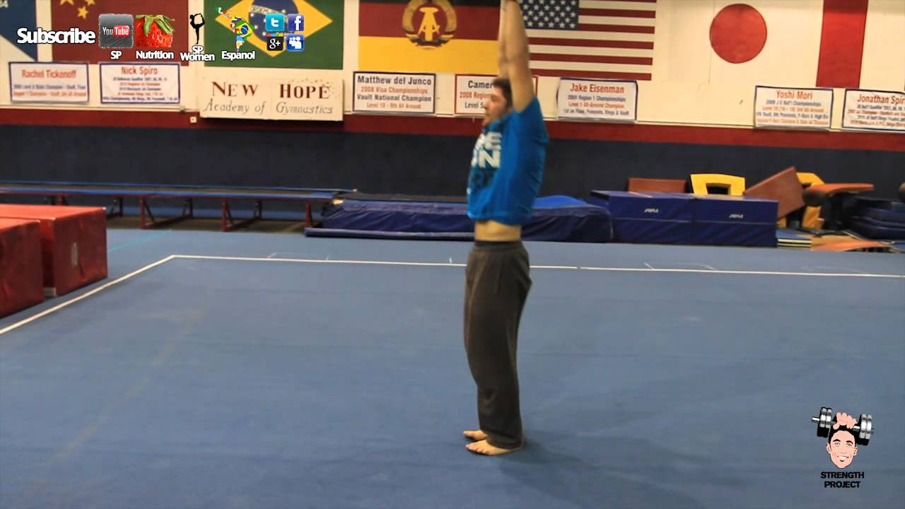 teaching gymnastics and the infamous back handspring The instructor will focus on teaching back handsprings, front handsprings, front walkovers, cartwheels and handstands on the high beam, connecting skills on the low bars and swinging skills on the high bars, and front handsprings on the vault.