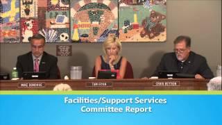 July 15, 2013 - School Board Meeting