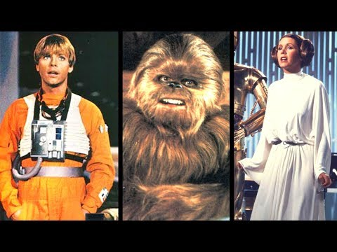 The Troubled History of the Star Wars Holiday Special