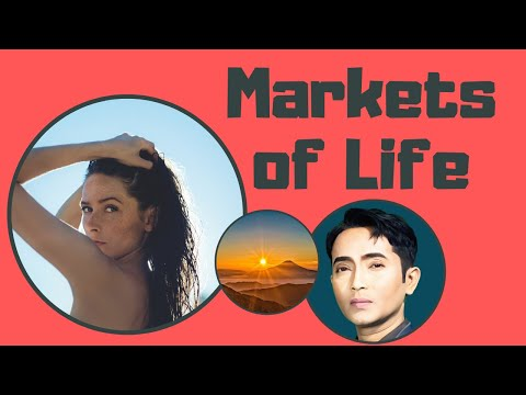 THE MARKETS OF LIFE IN CALCUTTA || a documentary for your So