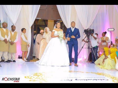 ALIKIBA Wedding Reception in DSM and Launch of Mofaya Energy Drink