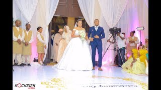ALIKIBA Wedding Reception in DSM and Launch of Mofaya Energy Drink