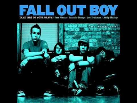 Fall Out Boy - Where is your boy tonight (Acoustic Verison) - YouTube