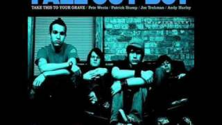 Fall Out Boy - Where is your boy tonight (Acoustic Verison)