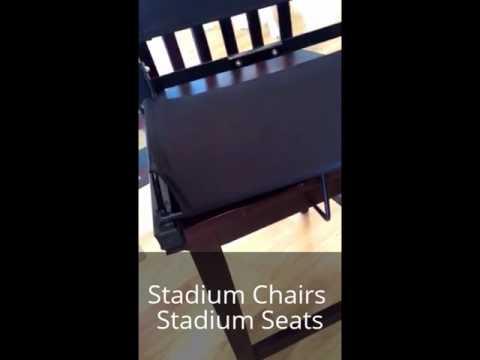 Stadium Chairs  Stadium Seats #StadiumChairs