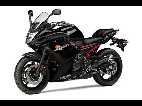 Yamaha fz6r 0-100