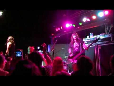The Donnas Live:  Take It Off and Bitchin'