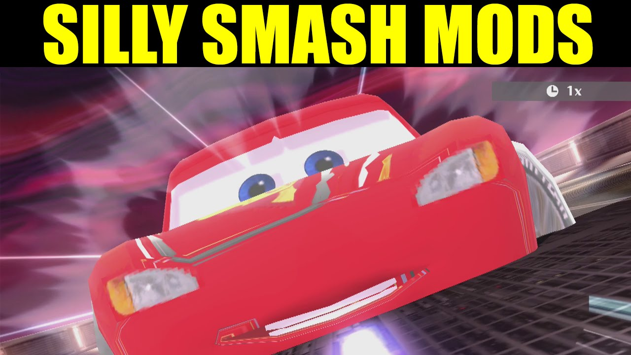 Download 10 FUN, SILLY and AWESOME Mods For Super Smash Bros Wii U (Smash 4 Mods)